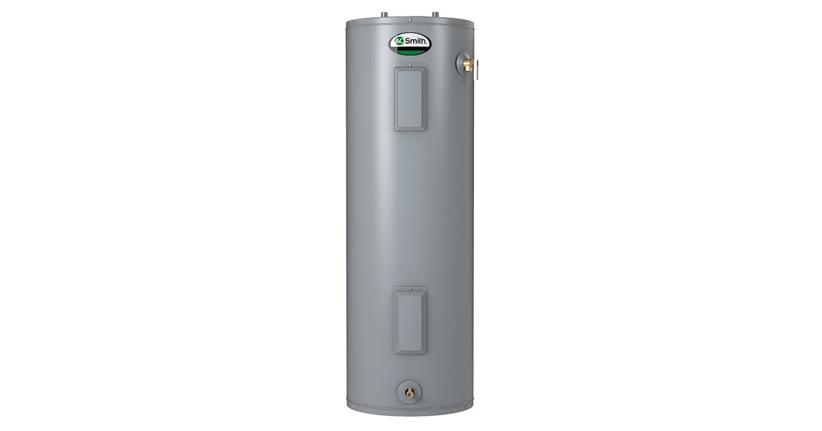 AO Smith ENT-50 ProMax High Efficiency Tall Electric Water Heater image