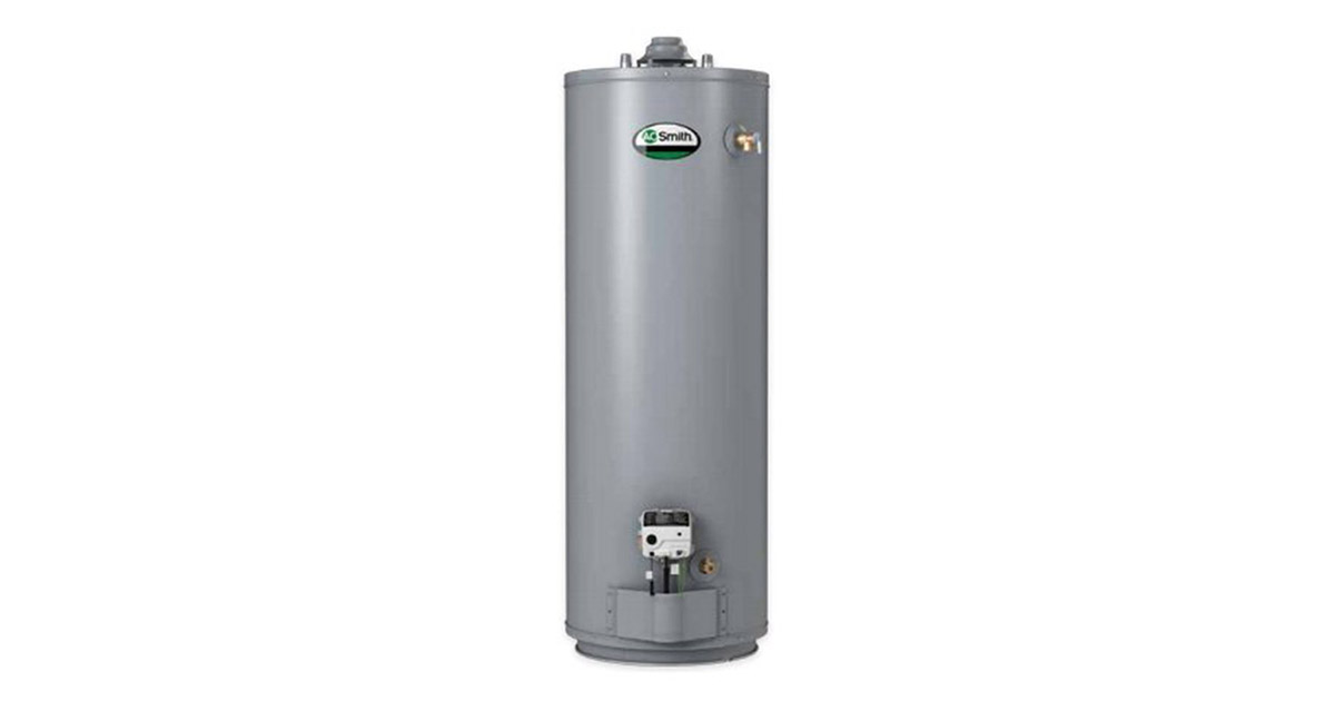 AO Smith GCG50 ProMax Tall Gas Water Heater image