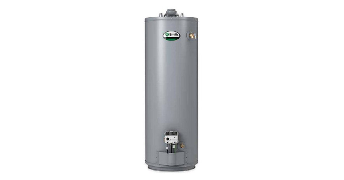 AO Smith GCR50 ProMax Plus High Efficiency Gas Water Heater