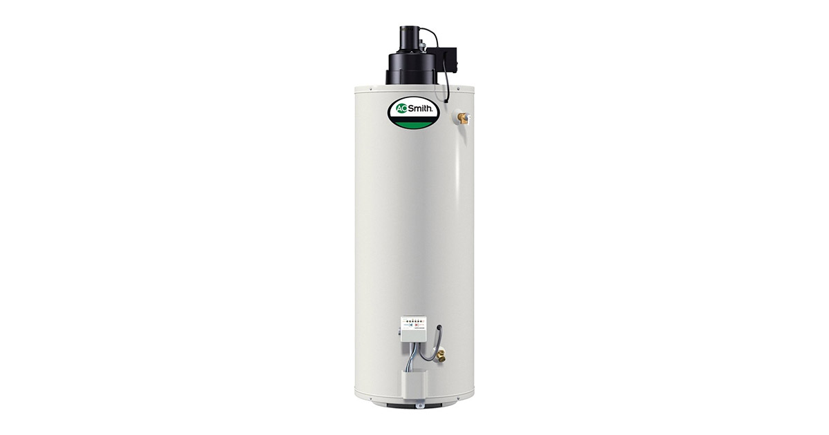 AO Smith GPVT50 Residential Natural Gas Water Heater image