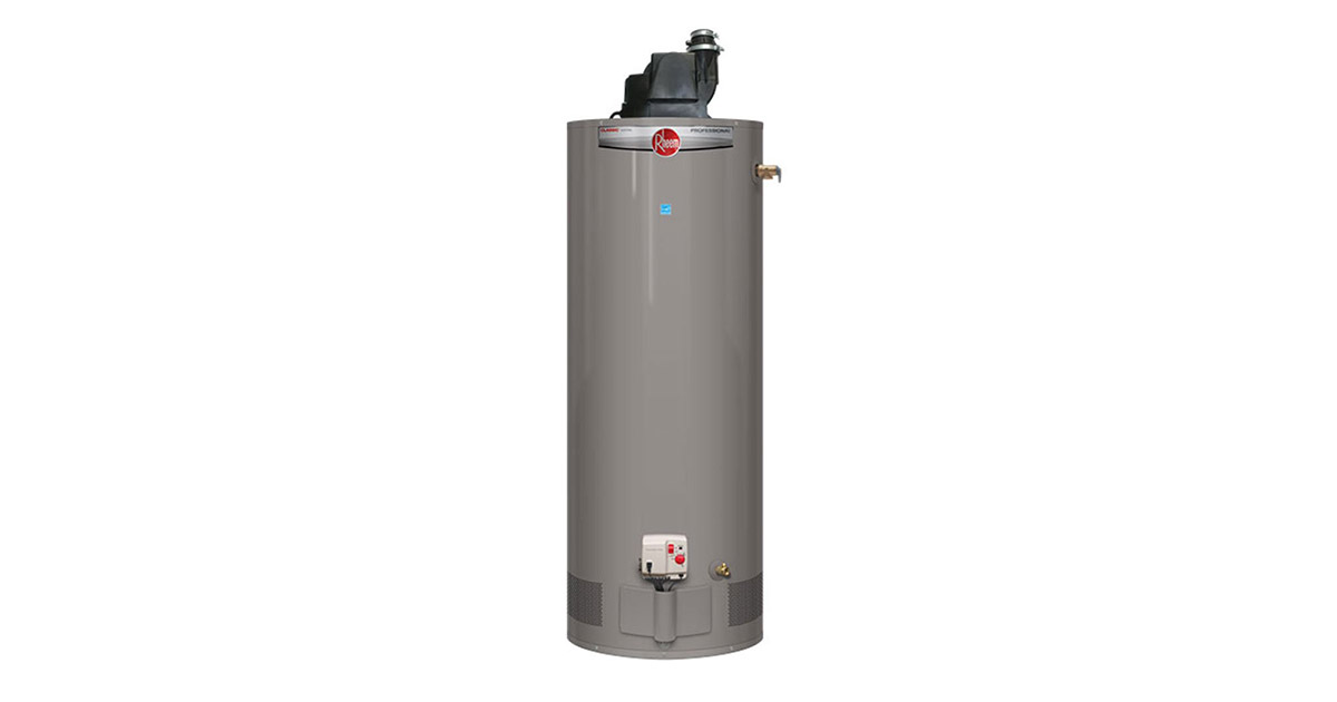 Rheem PROG5042N RH67-PV Professional Classic Residential Power Vent Natural Gas Water Heater image