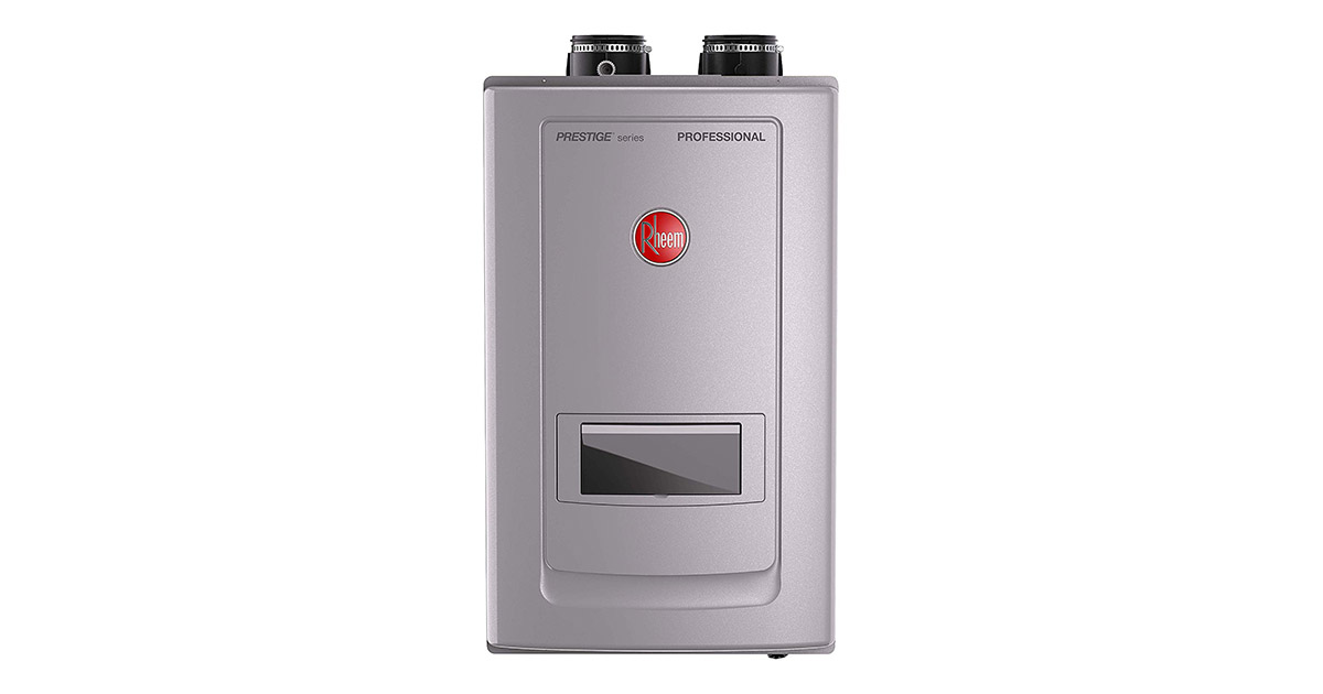 10 Best Rheem Water Heaters 2020 Reviewed After Testing