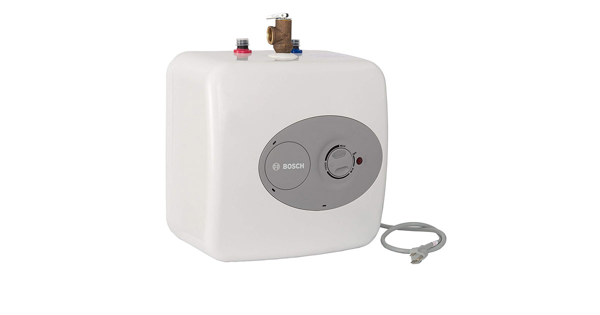 Bosch ES2.5 Tronic 3000-T 2.5 Gallon Electric Mini-Tank Water Heater image