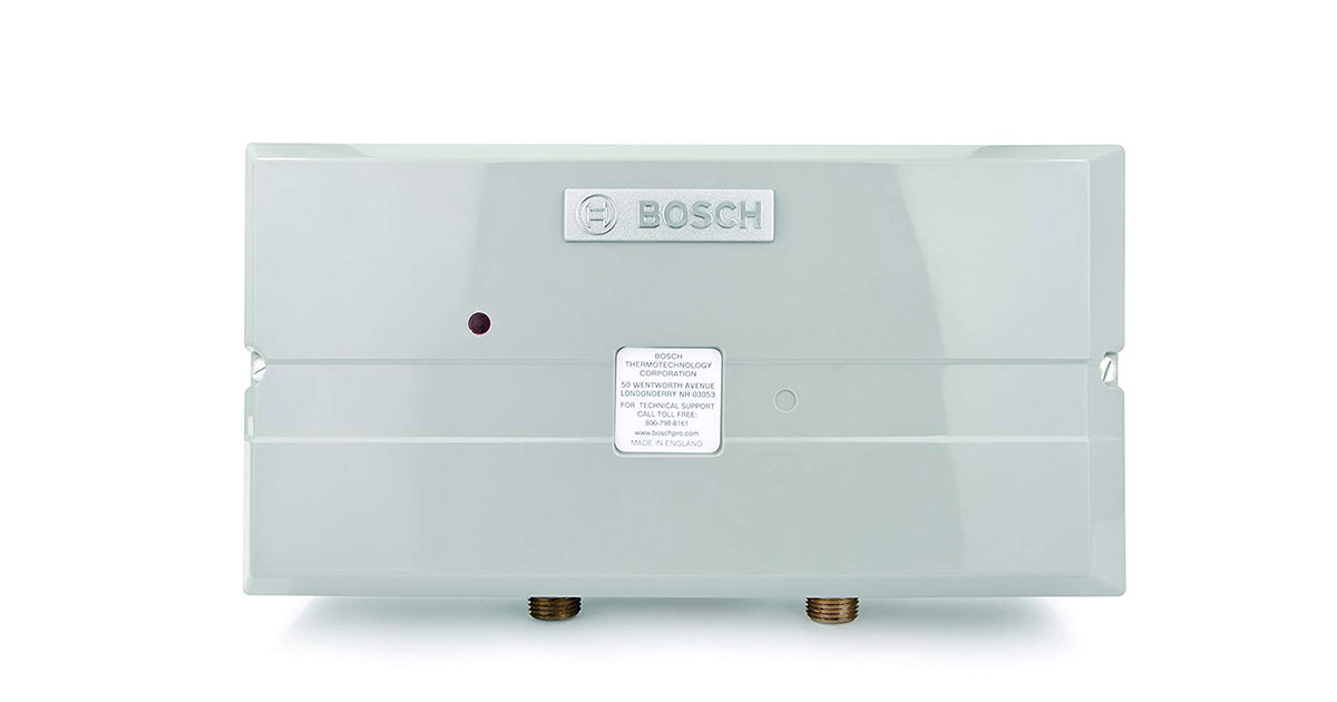 Bosch US3 Electric Tankless Water Heater image