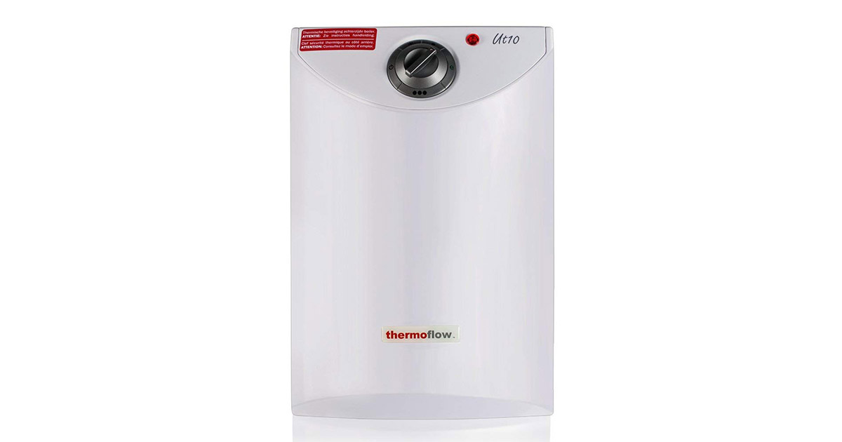 Thermoflow UT10 2.6 Gallons Electric Mini-Tank Water Heater image