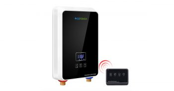 ECOTOUCH ECO55-Black Electric Tankless Water Heater image