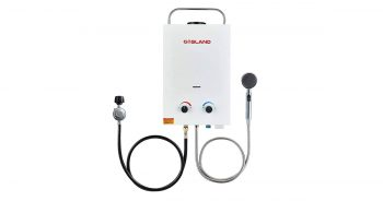 Gasland BS158 Propane Tankless Outdoor Portable Gas Water Heater image